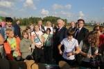 Новый парк в Купчино: Фоторепортаж