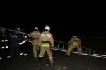 В Симферополе шесть человек погибли в автомобиле, провалившемся в яму: Фоторепортаж