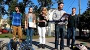 Екатерингофский округ вышел на народный сход против фальсификации выборов: Фоторепортаж