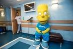 «Зенит» подписал звездного новичка Барта Симпсона: Фоторепортаж