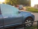 Фоторепортаж: «В автомобиле исполнительного директора «Солдатских матерей Петербурга» разбили стекла»