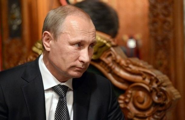 СМИ: Путин поддержал решение о введении налога с продаж