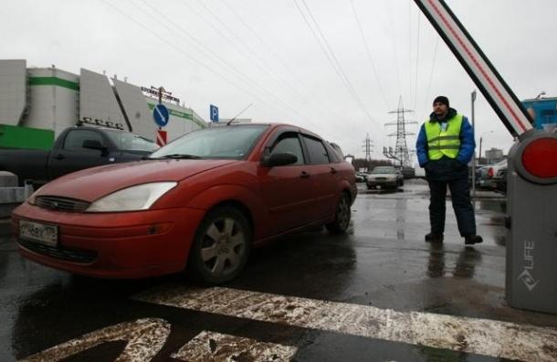 В Петербурге появится 5 новых перехватывающих парковок