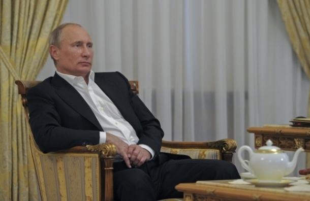 Президент Путин возглавил рейтинг моральных авторитетов в России