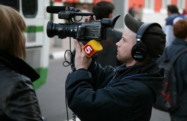 Петербургский телеканал попал в «черный список» на Украине
