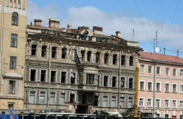 «Живой город» выходит на пикеты в защиту дома Зыкова