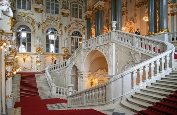 Эрмитаж признан лучшим музеем Европы и третьим в мире