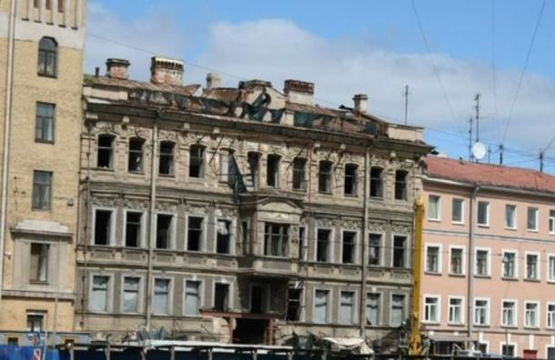 Представитель застройщика сообщил о вероятном обрушении дома Зыкова