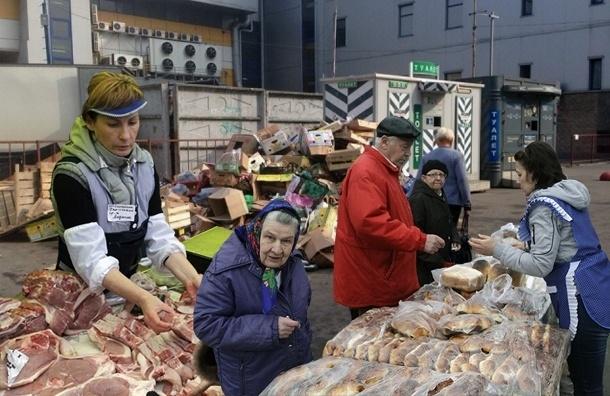 Россельхознадзор против нелегальных продуктовых рынков