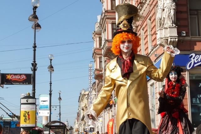 Праздник осени от магазина Купцов Елисеевых: Фото
