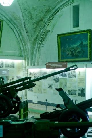 Артиллерийский музей: Фото