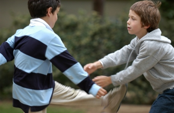 Что делать, если твой сын - хулиган?