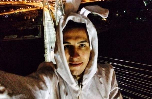 «Неуловимые кролики» забрались на  Вантовый мост