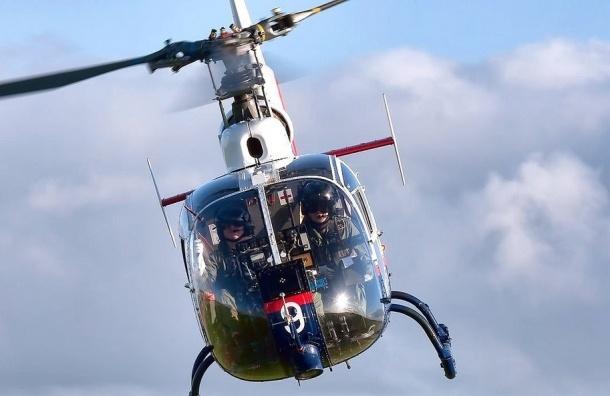 В результате крушения вертолета в Петербурге погиб «воздушный хулиган»