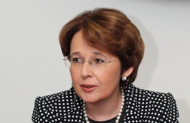 Дмитриева просит СК и Генпрокуратуру расследовать нарушения на выборах в Петербурге