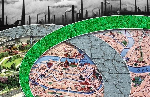 Петербург – промышленный, либо мертвый