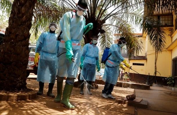 Cовбез ООН объявил вирус Эбола угрозой миру и безопасности
