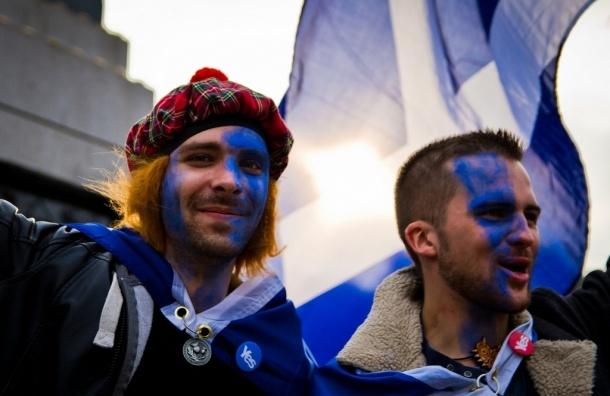Шотландия проголосовала против независимости