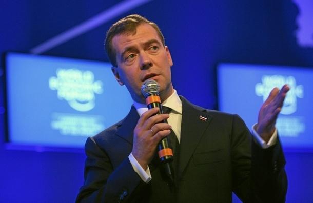 Медведев предложил заменить уголовное преследование бизнеса кратным штрафом