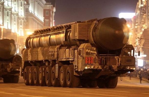 Рогозин: К 2020 году РФ полностью обновит ядерный арсенал