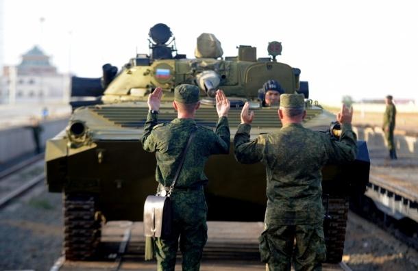 НАТО заявило об отводе российских войск от границ с Украиной