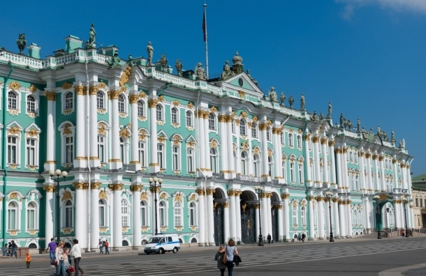 Эрмитаж примет Первую Петербургскую биеннале музейного дизайна