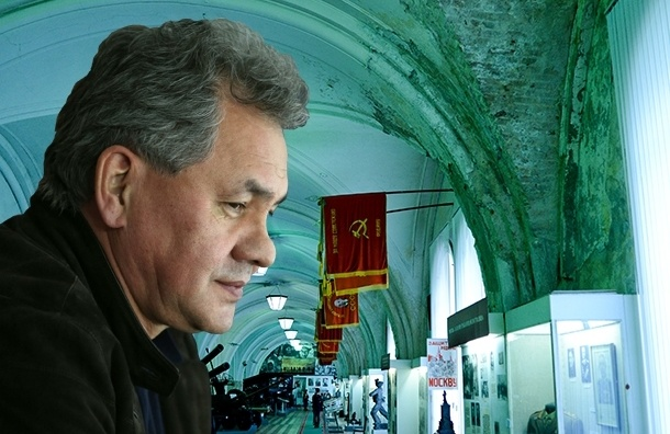Шойгу обещал помочь отреставрировать Артиллерийский музей в Петербурге