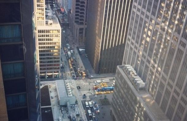 Нью-Йорк: городские сумасшедшие, небоскребы и борщ