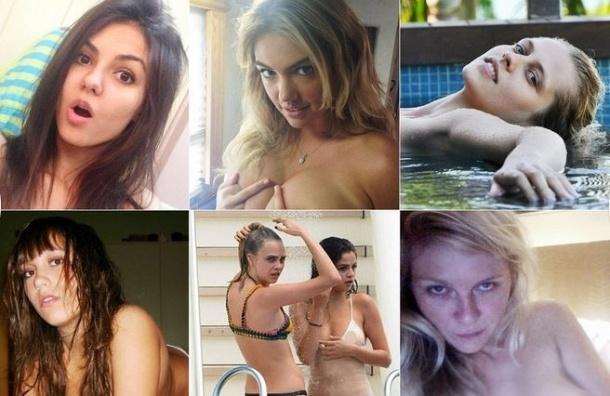 Похищенными пикантными фото актрис занялись ФБР и Apple