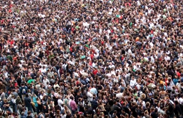 Ученые: Население Земли в 2100 году составит 11 миллиардов человек
