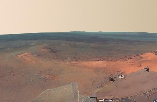 Жизнь на Марсе могла быть, показал анализ метеорита, упавшего на Землю
