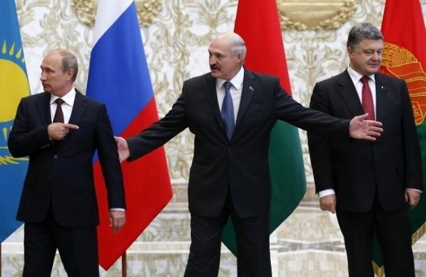 Порошенко и Путин договорились о прекращении огня на Донбассе