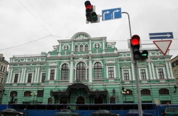Открытие БДТ перекроет Фонтанку