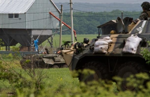 Украина и сепаратисты обвинили друг друга в нарушении перемирия