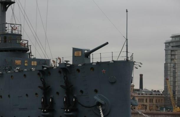 Для буксировки «Авроры» на ремонт в Петербурге разведут мосты