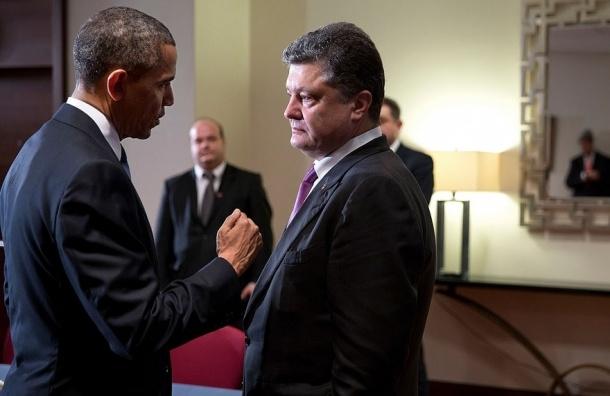 Обама отказал Украине в статусе союзника вне НАТО