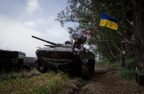 Украина и сепаратисты подписали договор о прекращении огня