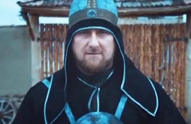 Рамзан Кадыров сыграл главную роль в фильме «Волшебный гребень»