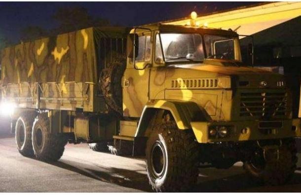 Киев оправил на защиту границы с Россией 6 БТР