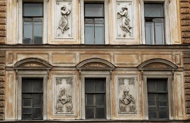 На Миллионной сносят исторический особняк Штакеншнейдера