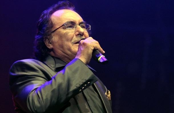 Итальянский певец Аль Бано назвал Путина великим политиком