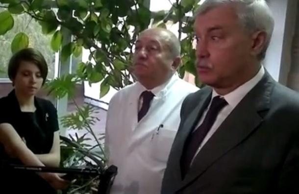 В Петербурге построят единый центр помощи новорожденным на Авангардной