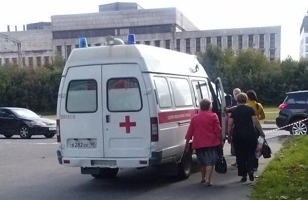 На выборах в Московском районе голосуют в каретах «скорой помощи»