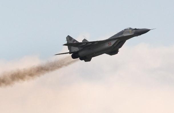 Российские самолеты совершили облет воздушного пространства близ Аляски