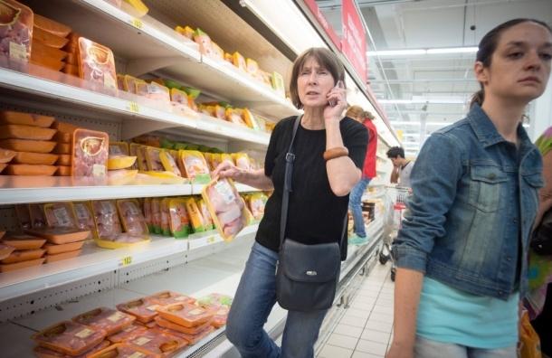 В Петербурге выросли цены на мясо, рыбу и молоко