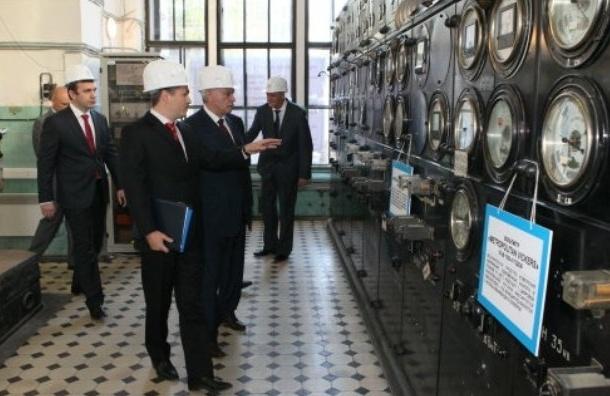 В Петербурге запустили программу модернизации электросетей