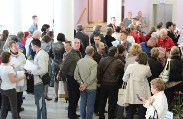 На досрочных выборах в Купчино душили журналиста