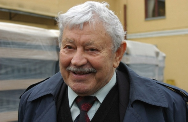 Скончался литовский актер Донатас Банионис