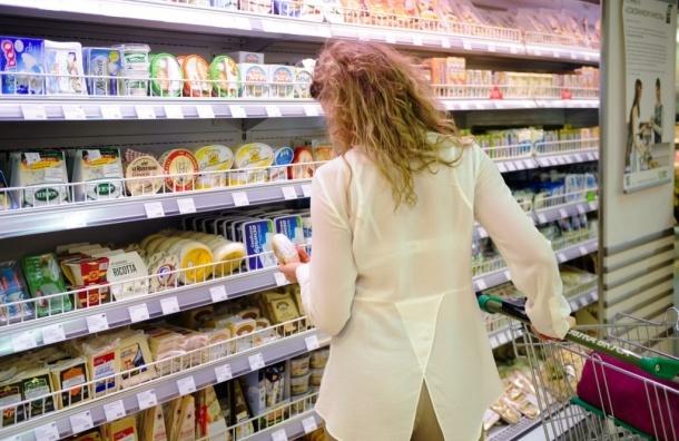 Дума заставит российские магазины продавать отечественные продукты