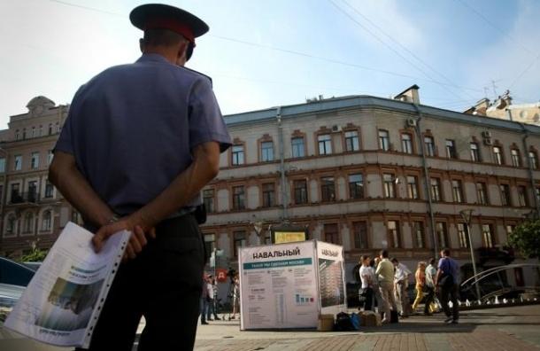 Минюст отказался регистрировать партию Навального